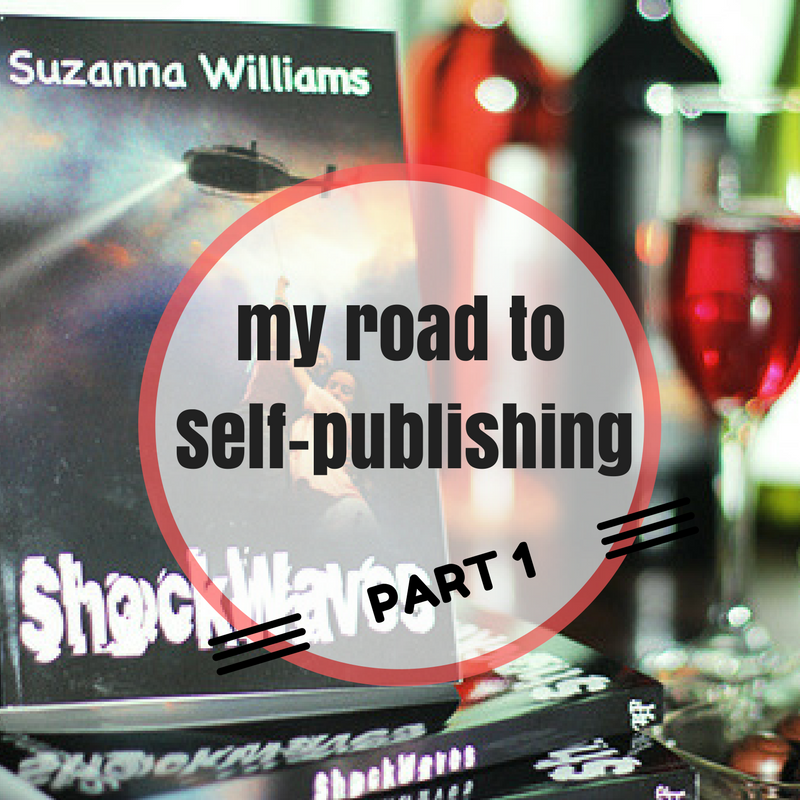 road to self publishing