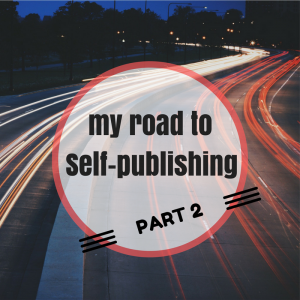 self-publishing part 2