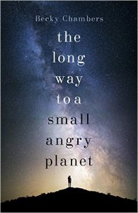 the long road to a small angry planet