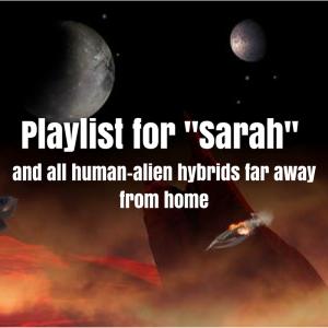 Playlist for Sarah