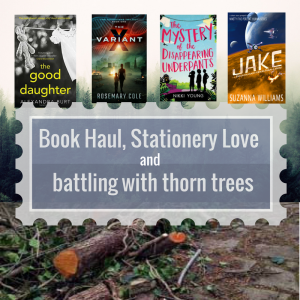 thorn trees