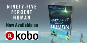 Ninetyfive percent Human on Kobo