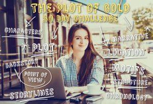 Beemgee Plot of gold challenge
