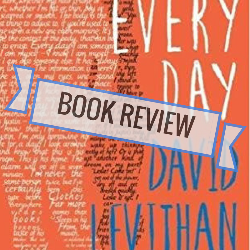 read everyday david levithan pdf