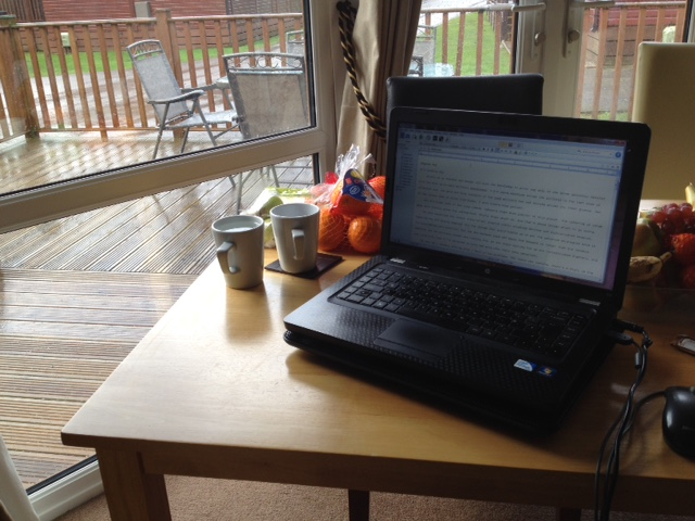 devon writing office